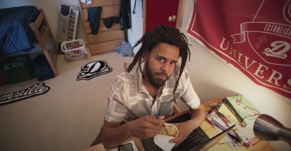 J. Cole - a m a r i (Video) | 16BARS