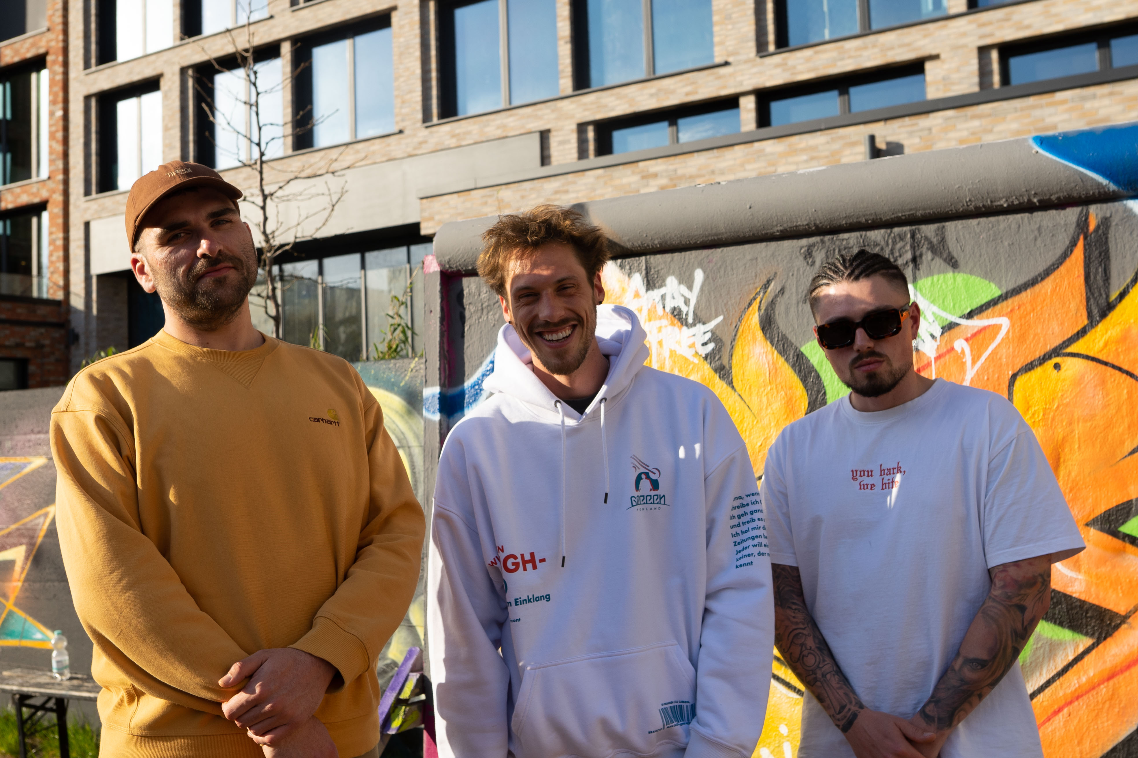 Hotbox mit GReeeN, Patwah und Hägi