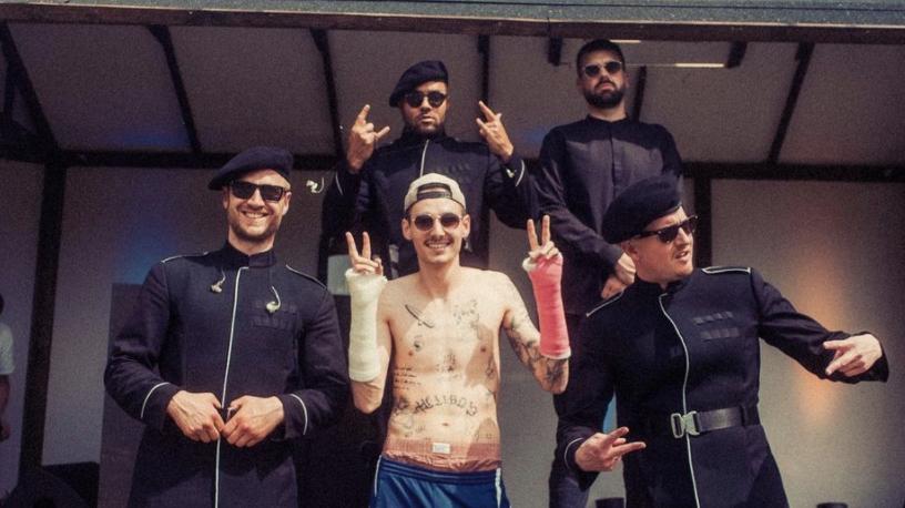 """Nach """"Rap über Hass"""": K.I.Z geben einzelne Privatkonzerte   16BARS"""