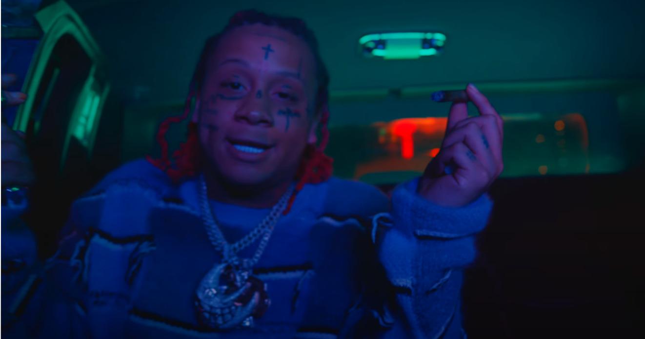 Trippie Redd Feat. Lil Uzi Vert – Holy Smokes   16BARS