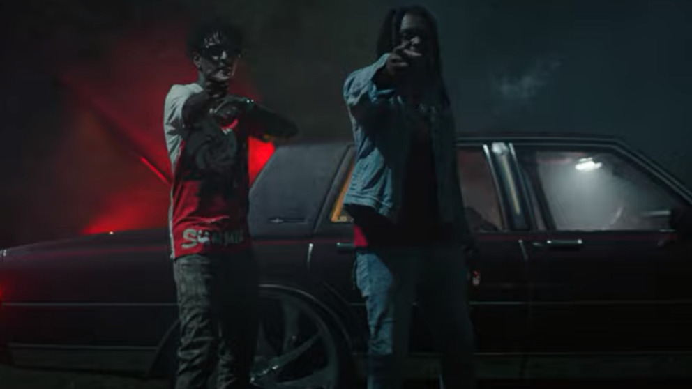 Young Nudy feat. 21 Savage - Child's Play   16BARS